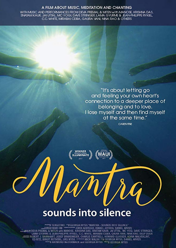 'Mantra: Sounds Into Silence' movie poster