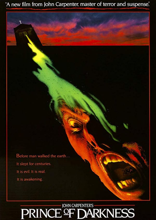 'Prince Of Darkness' movie poster