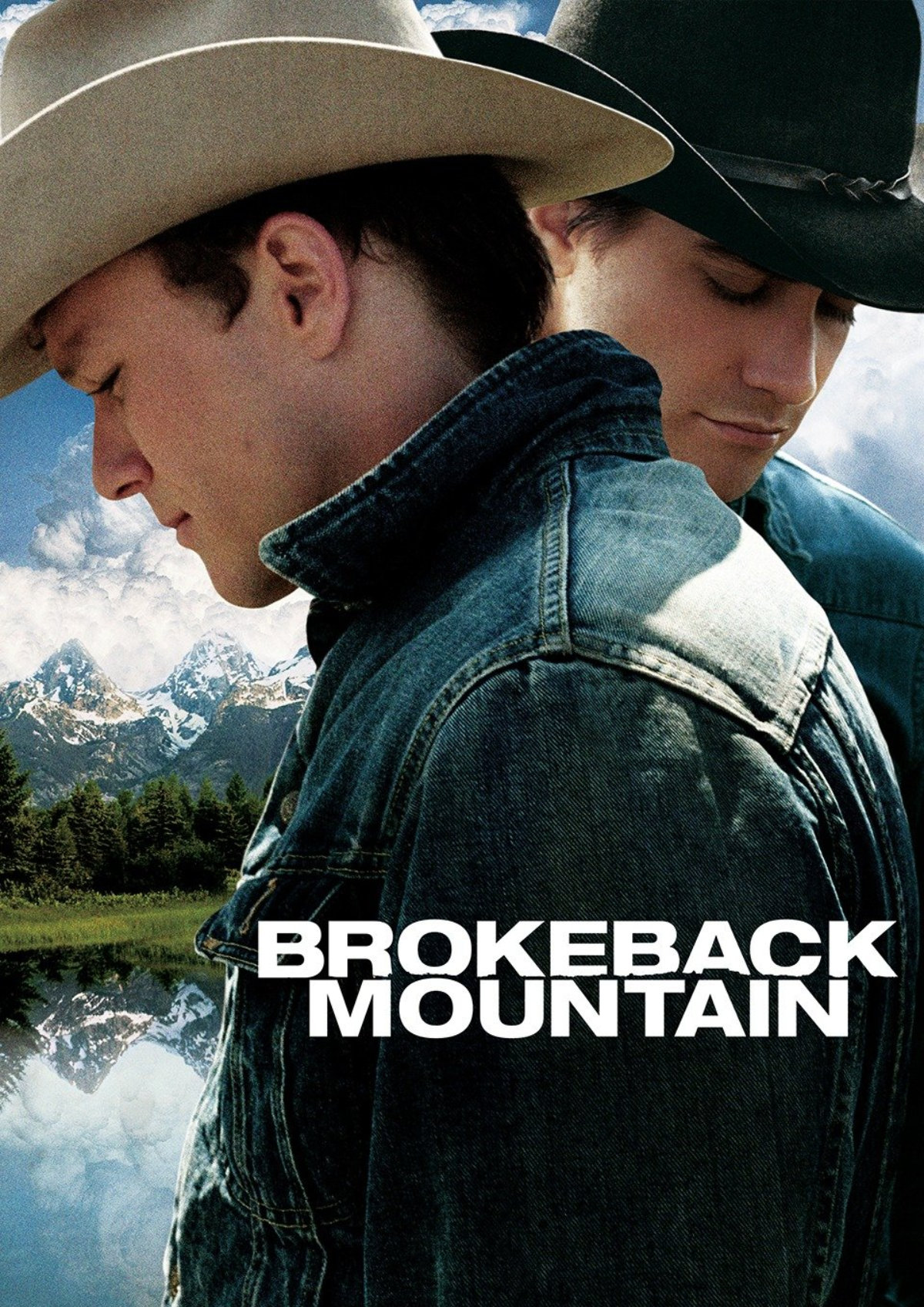 'Brokeback Mountain' movie poster