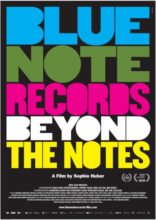 'Blue Note Records: Beyond The Notes' movie poster