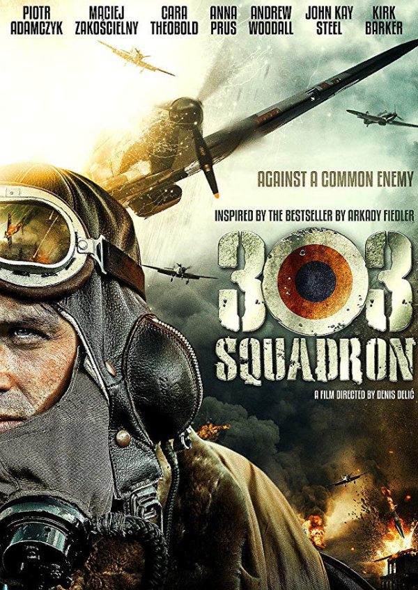 '303 Squadron' movie poster