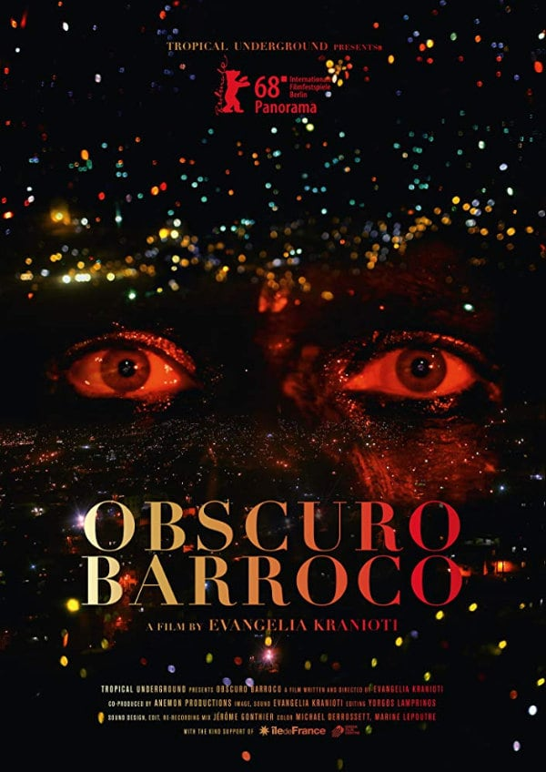 'Obscuro Barroco' movie poster