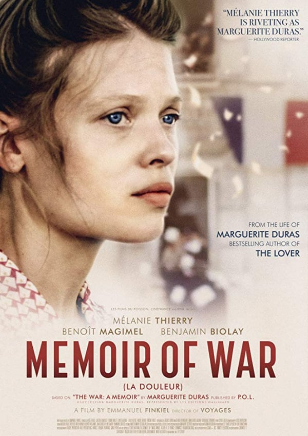 'Memoir of War' movie poster