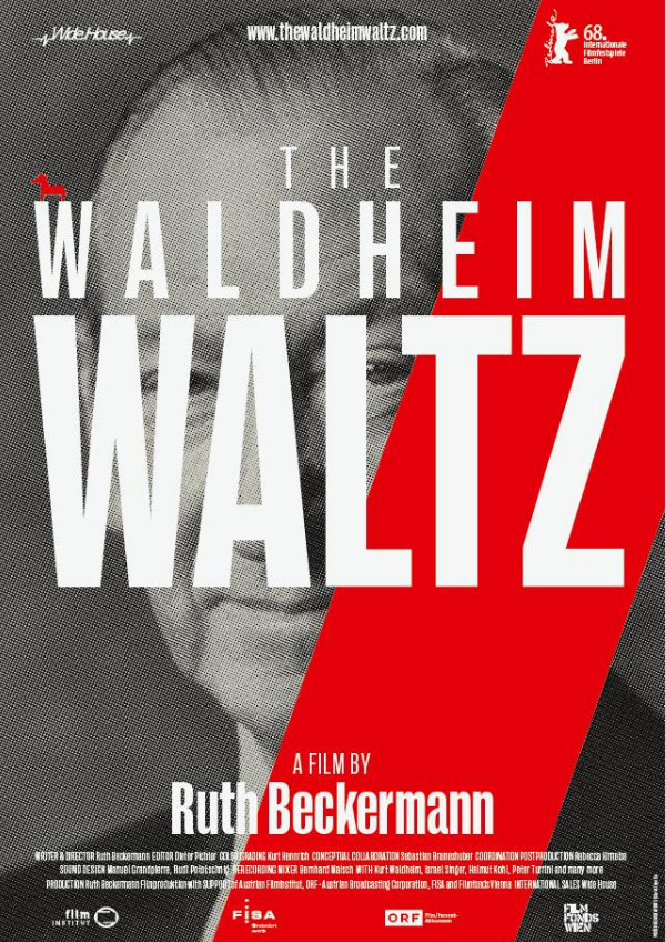 'The Waldheim Waltz' movie poster