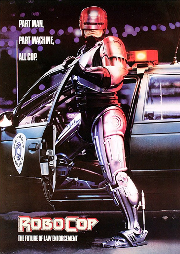 'Robocop' movie poster