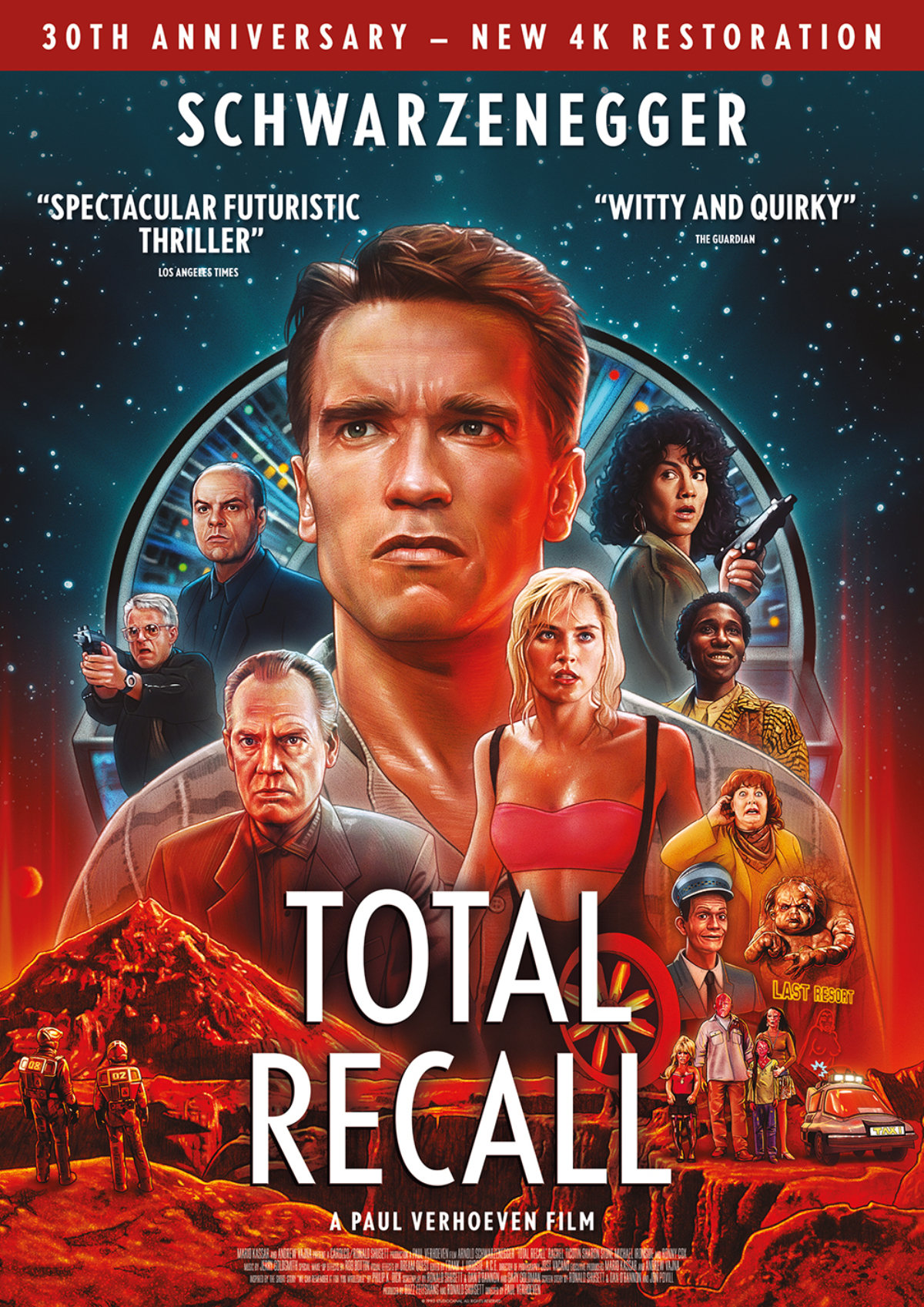 'Total Recall' movie poster