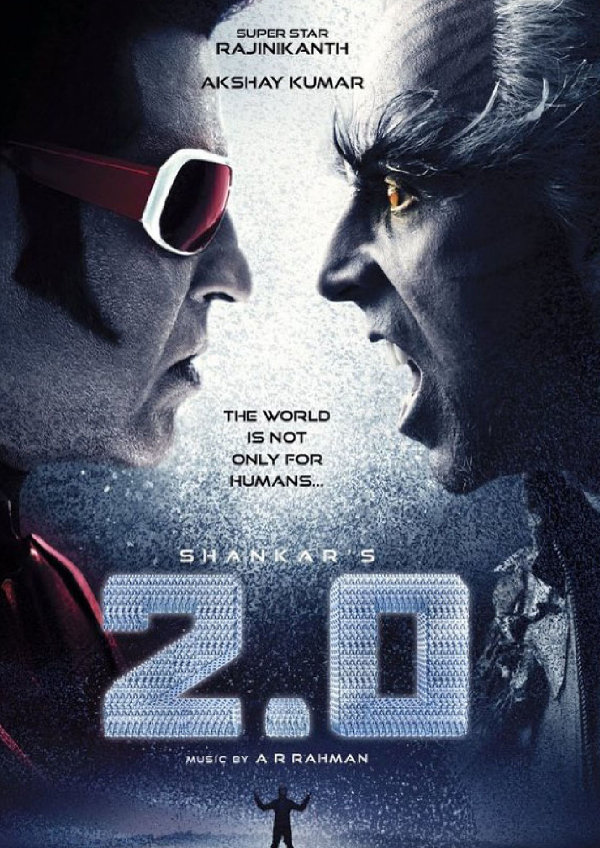 '2.0' movie poster