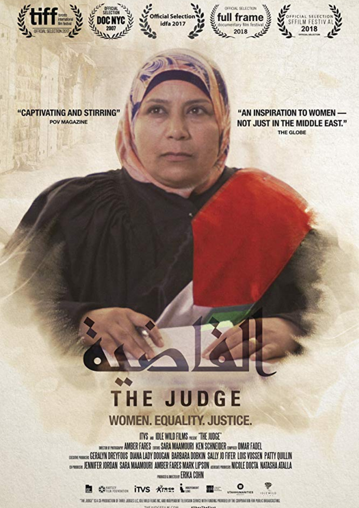 'The Judge' movie poster