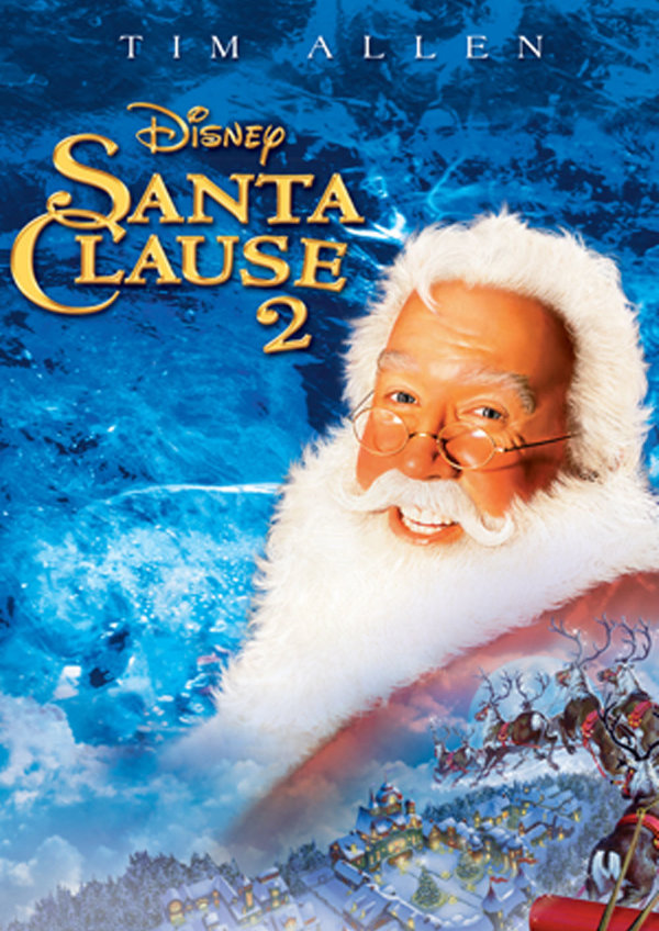 'The Santa Clause 2' movie poster