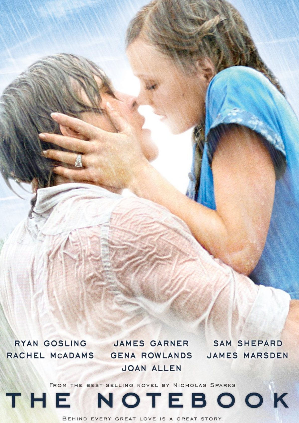 'The Notebook' movie poster