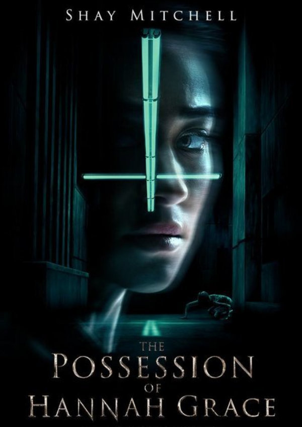 'The Possession Of Hannah Grace' movie poster