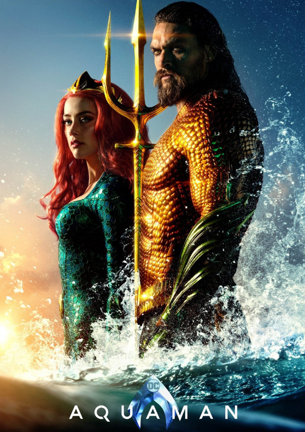 'Aquaman' movie poster
