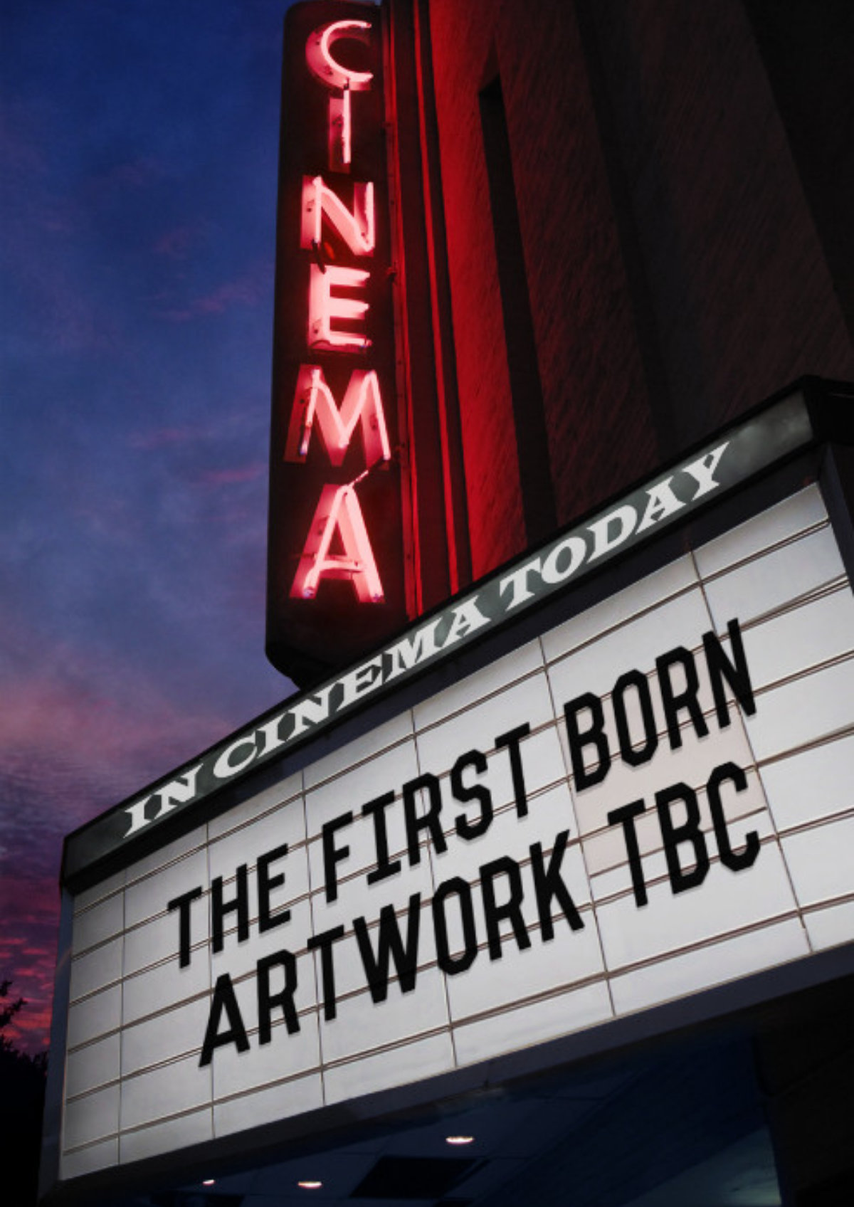 'The First Born' movie poster