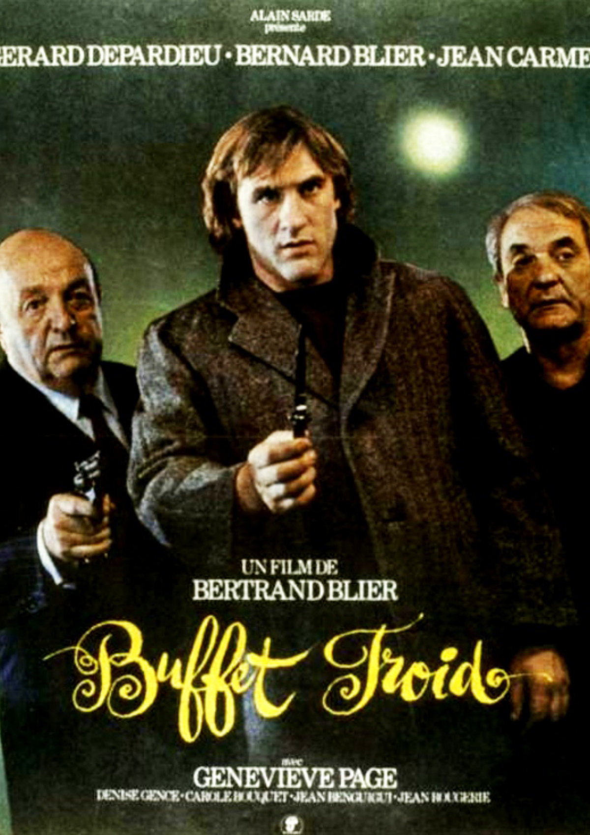 'Buffet Froid (Cold Cuts)' movie poster