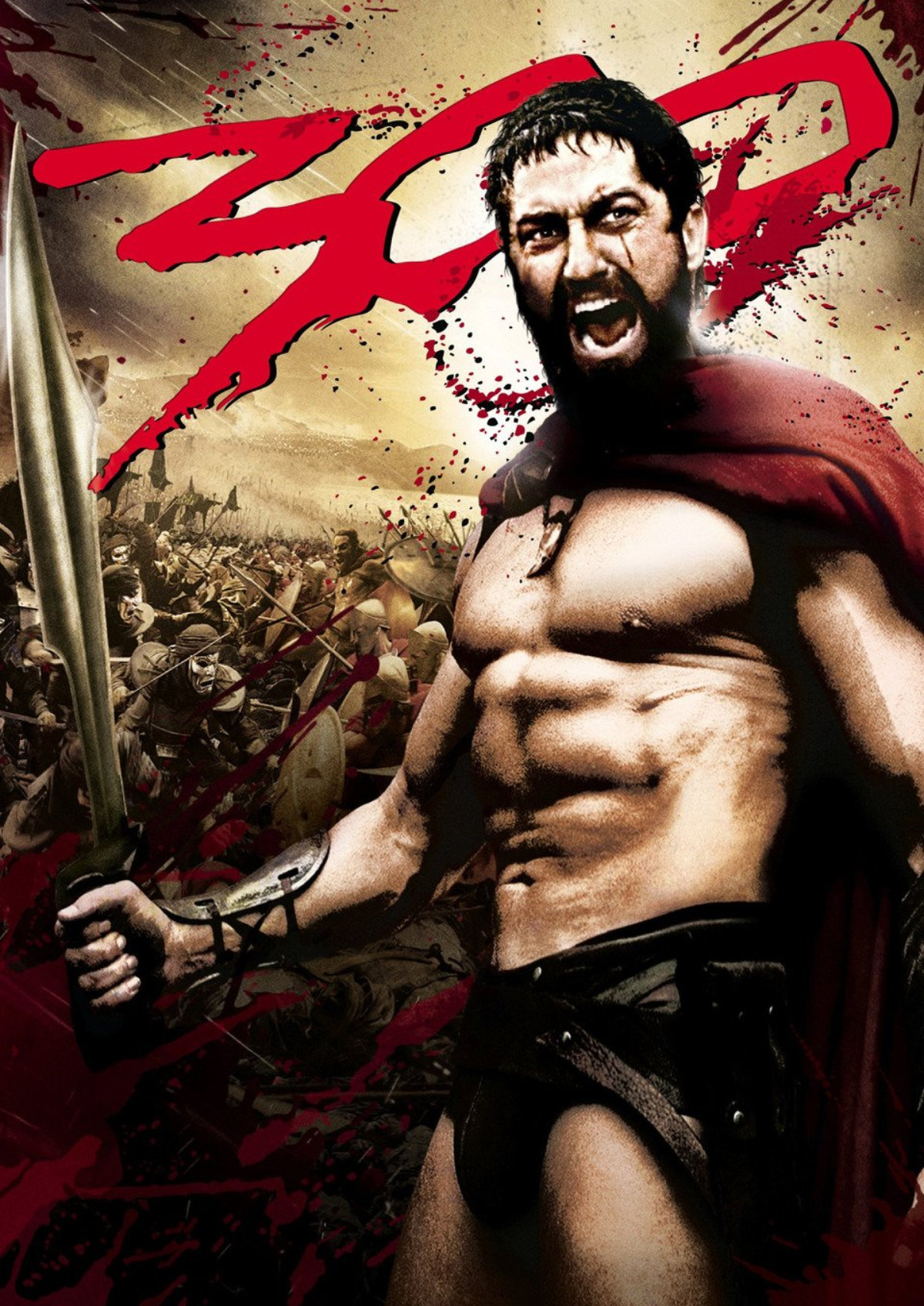'300' movie poster
