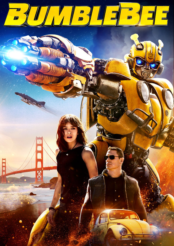'Bumblebee' movie poster