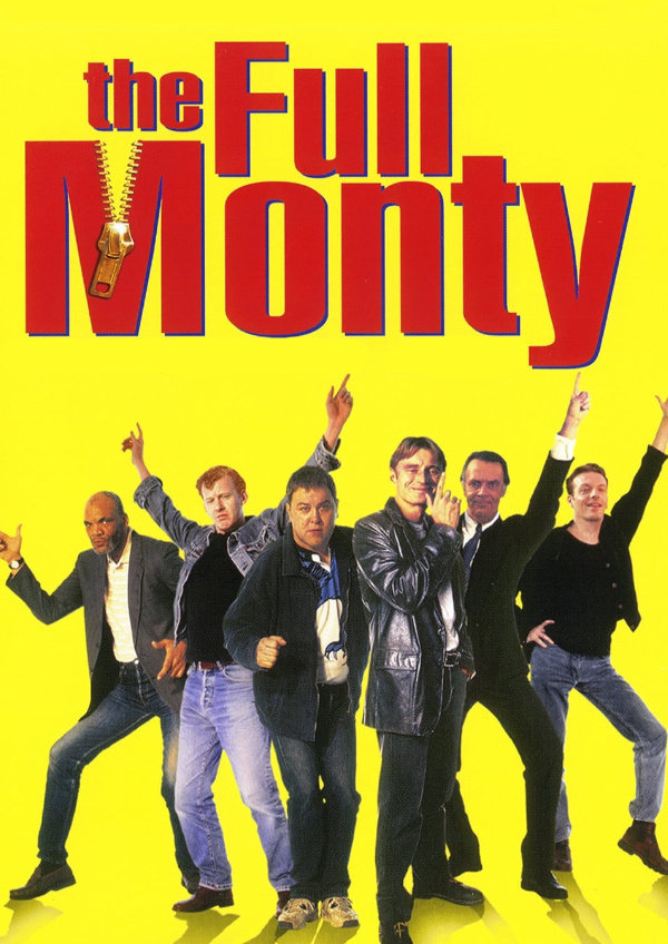 'The Full Monty' movie poster