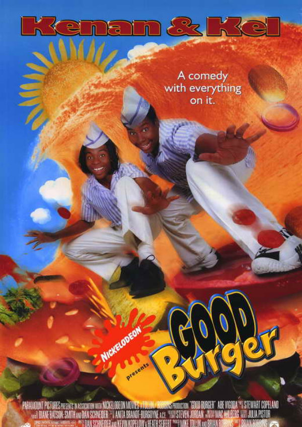 'Good Burger' movie poster