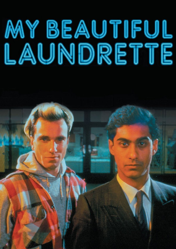 'My Beautiful Laundrette' movie poster
