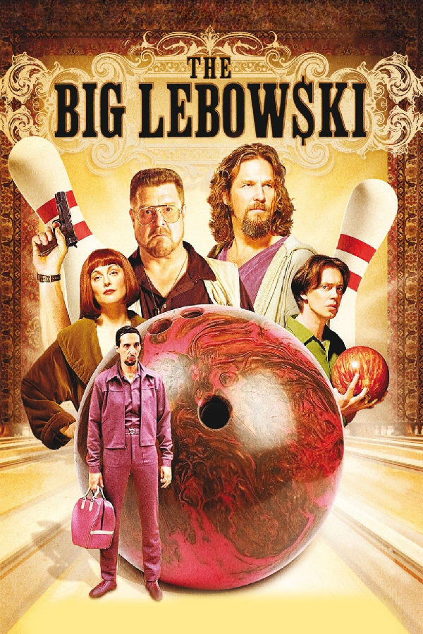 'The Big Lebowski' movie poster