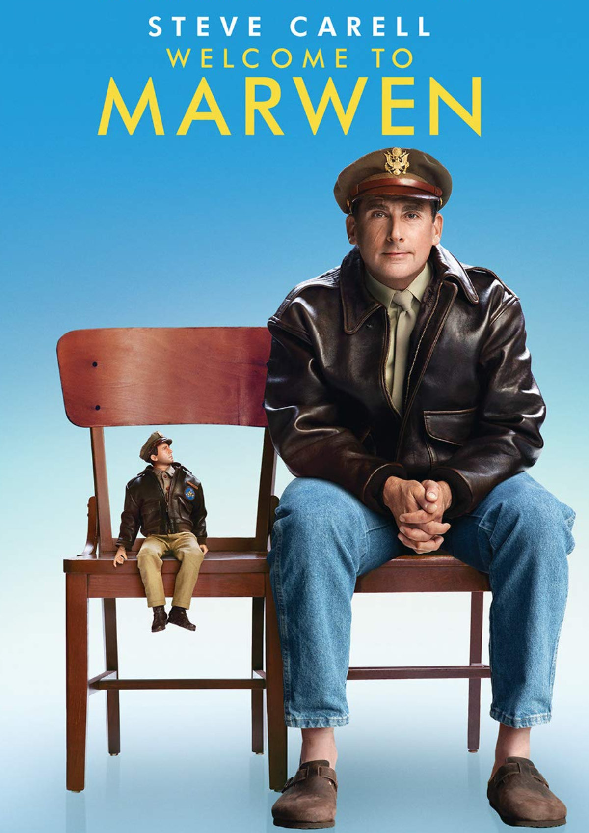 'Welcome To Marwen' movie poster