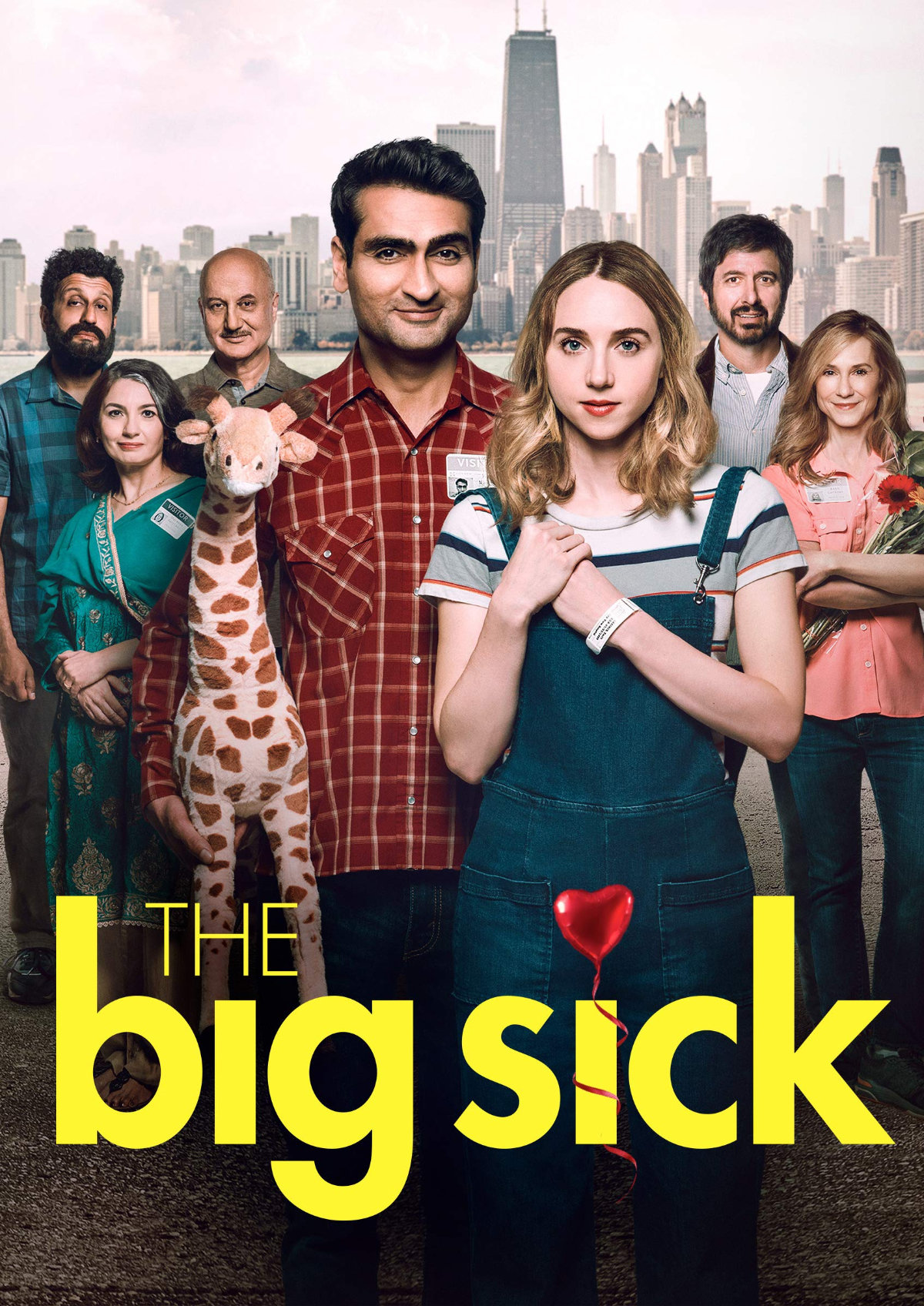 'The Big Sick' movie poster