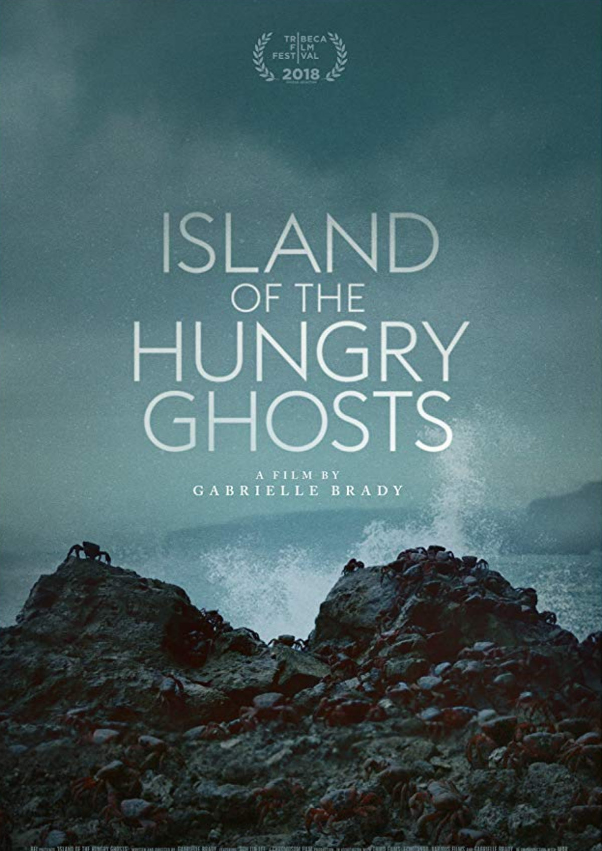 'Island Of The Hungry Ghosts' movie poster