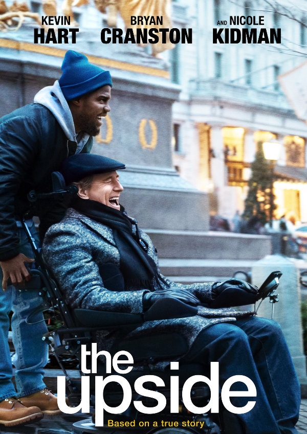 'The Upside' movie poster