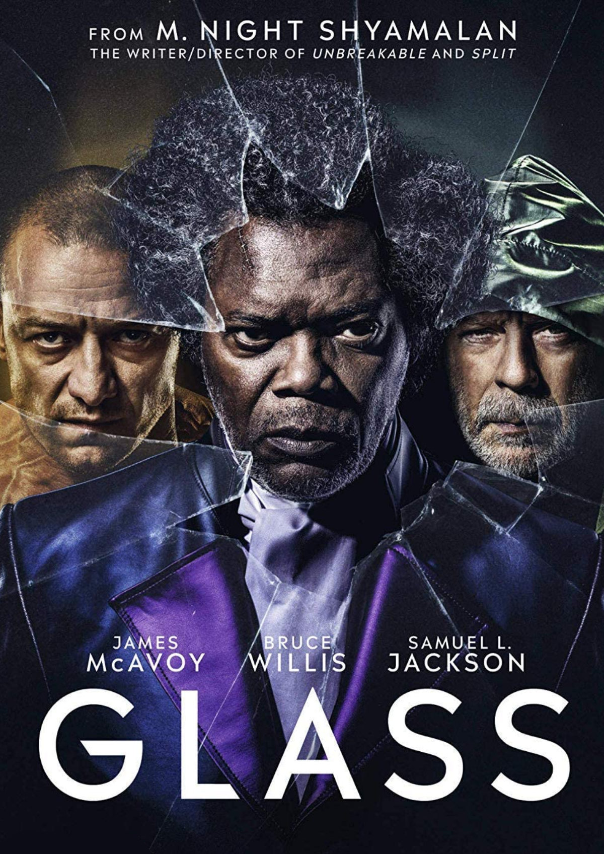 'Glass' movie poster