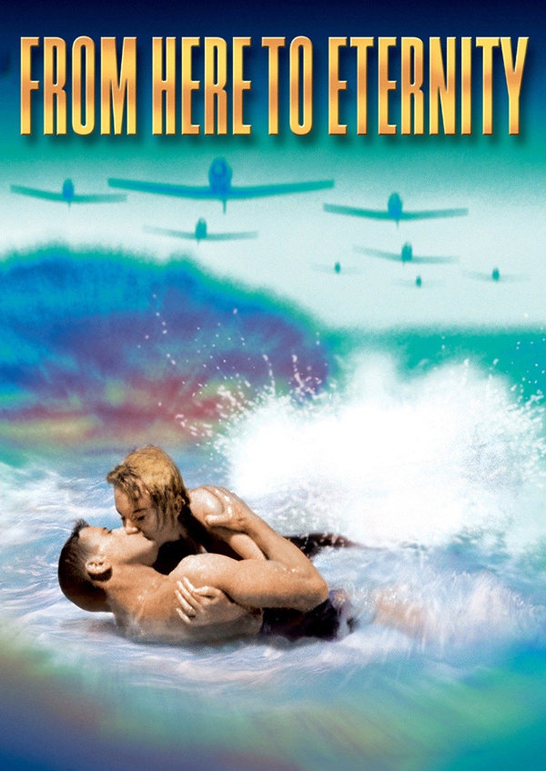 'From Here To Eternity' movie poster
