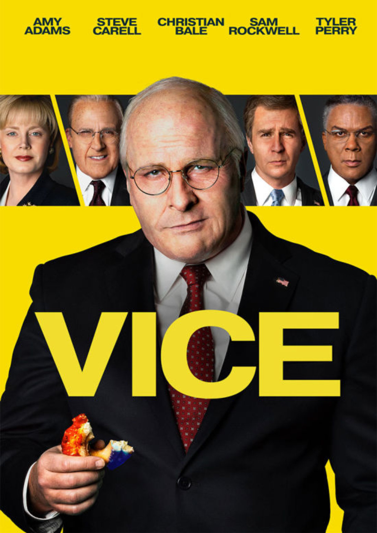 'Vice' movie poster