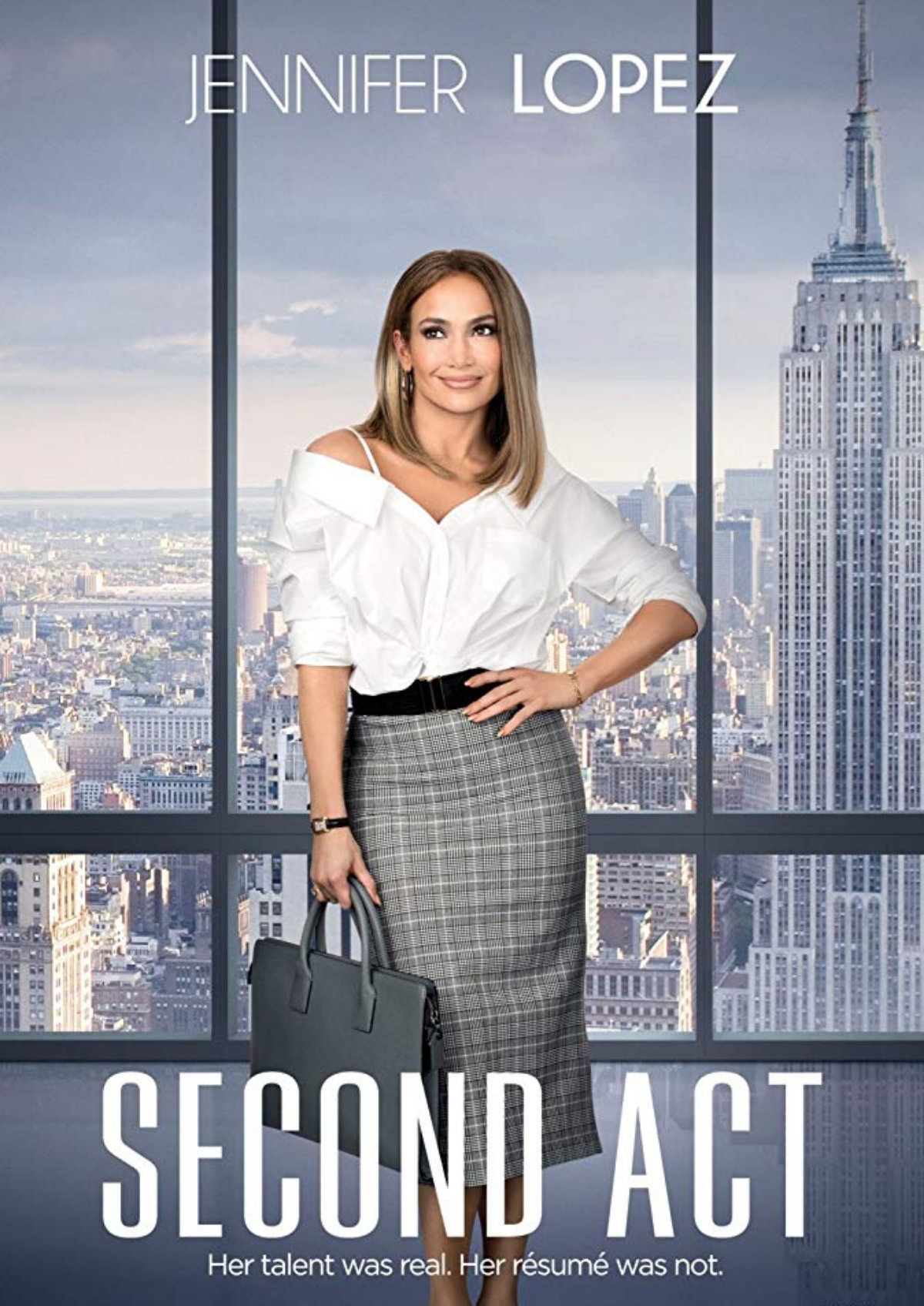 'Second Act' movie poster