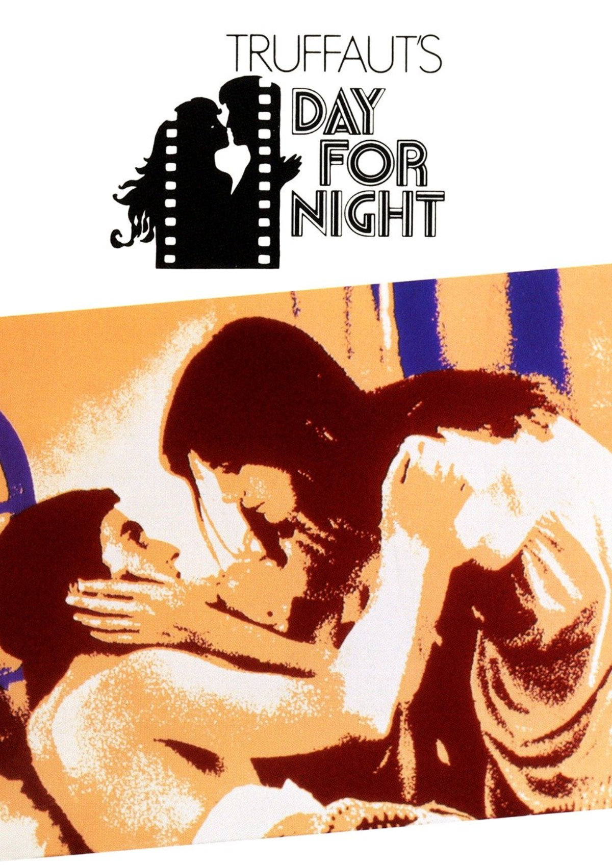 'Day for Night (La Nuit americaine)' movie poster