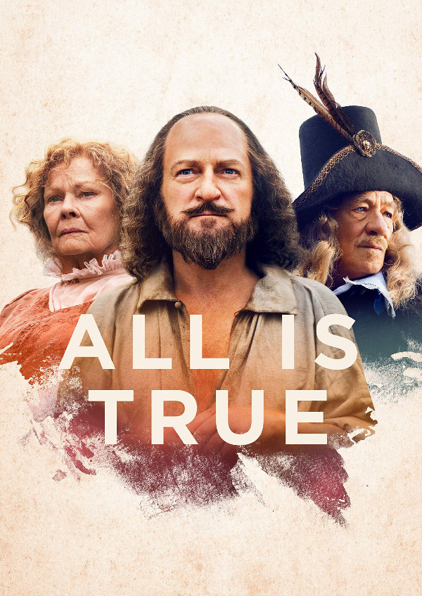 'All Is True' movie poster