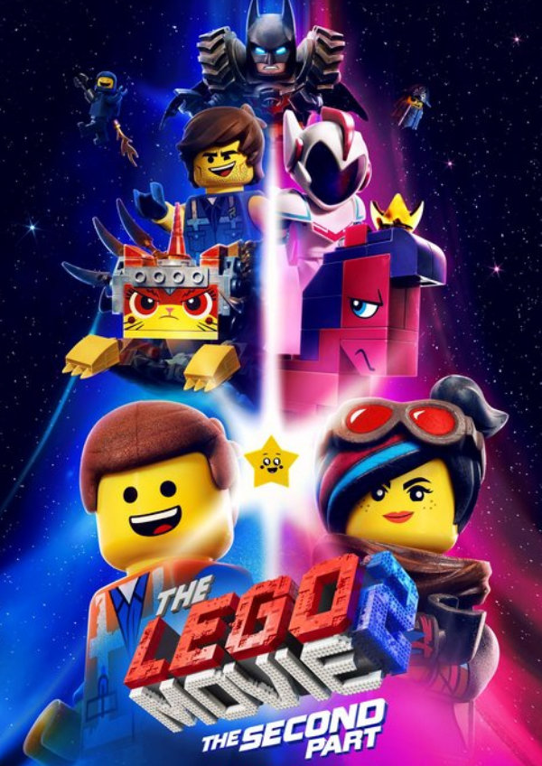 'The LEGO Movie 2' movie poster