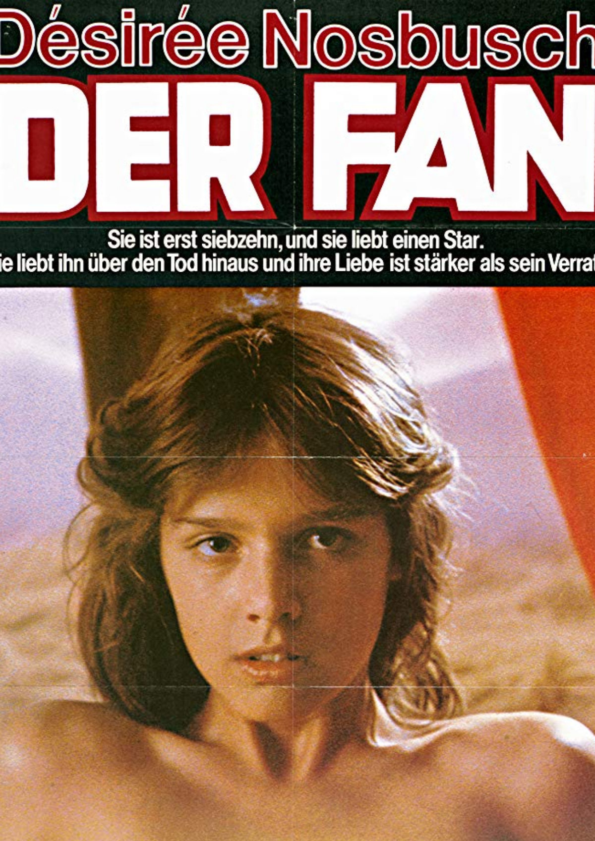 'The Fan (Der Fan)' movie poster