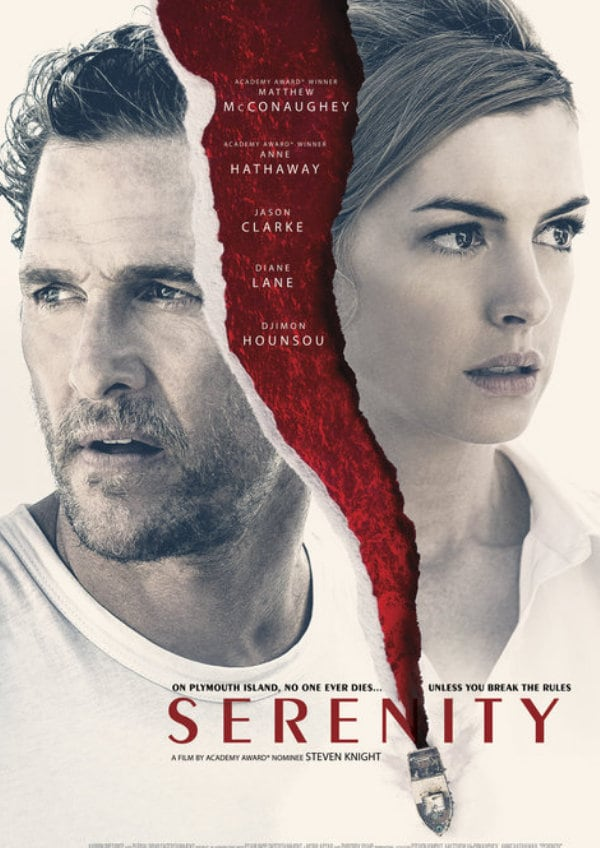 'Serenity' movie poster