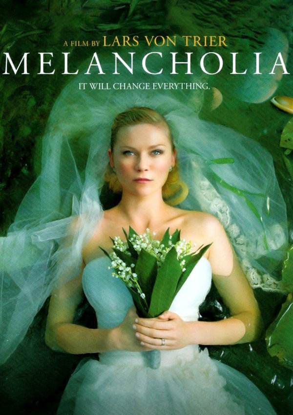 'Melancholia' movie poster