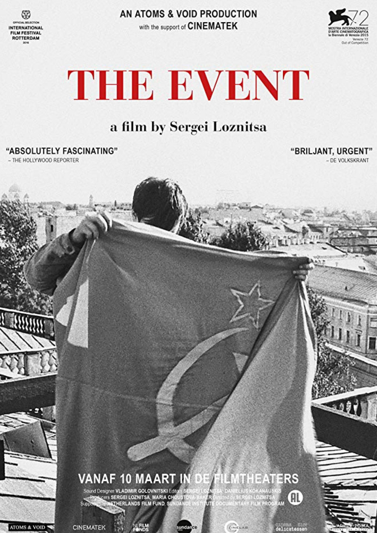 'The Event' movie poster