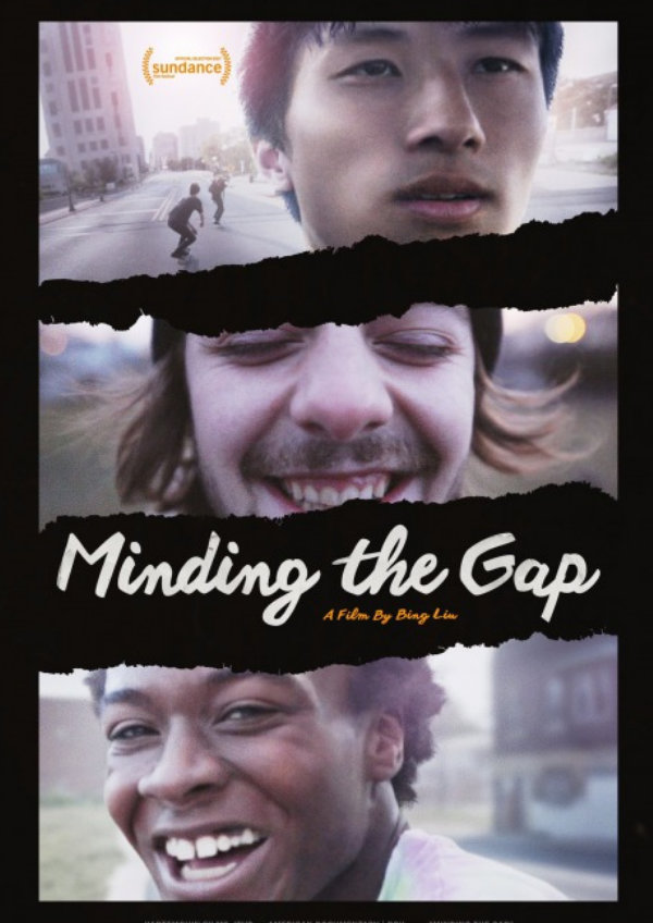 'Minding The Gap' movie poster