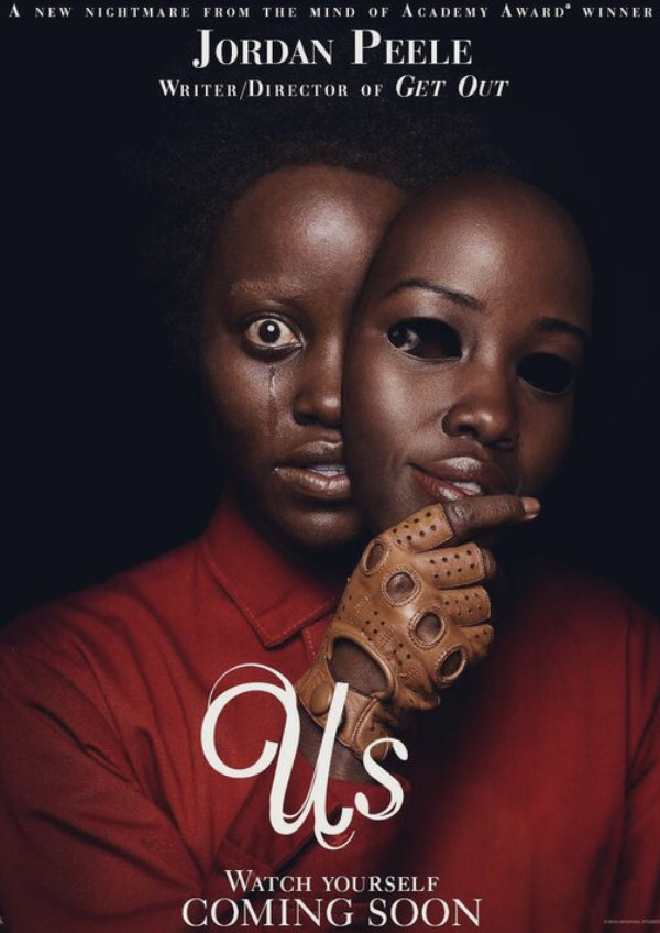 'Us (2019)' movie poster
