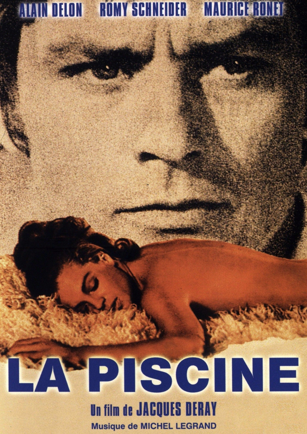 'La Piscine (The Swimming Pool)' movie poster