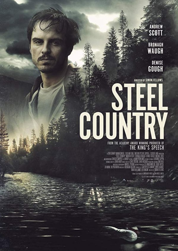 'Steel Country' movie poster