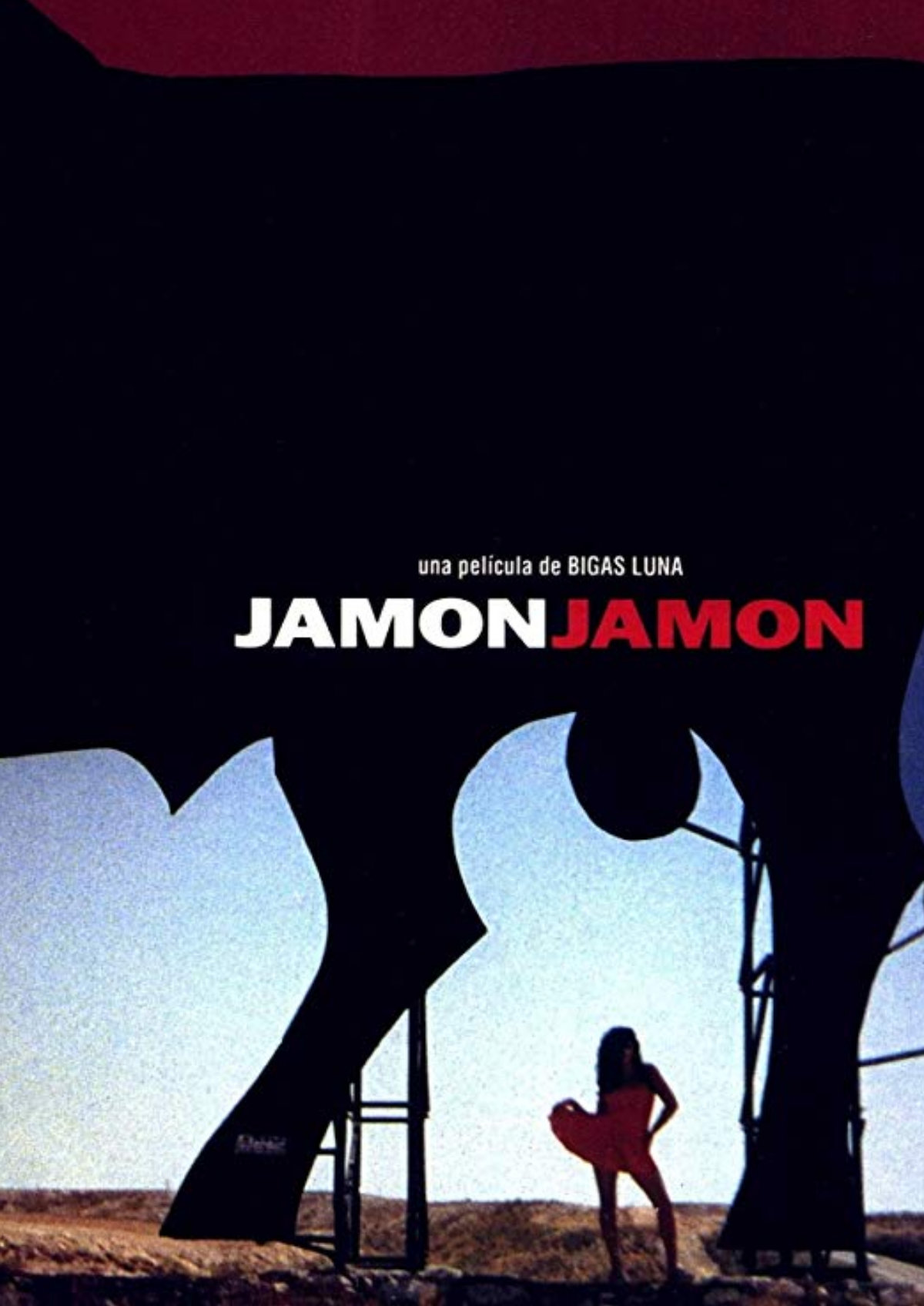'Jamón Jamón' movie poster