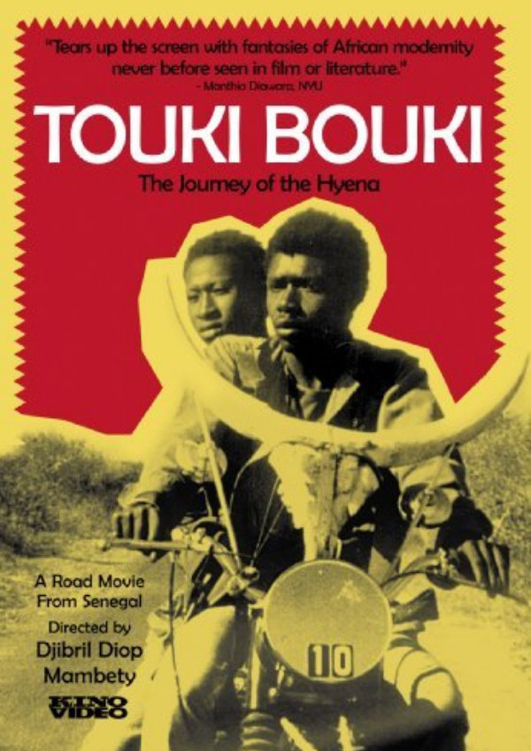 'Touki Bouki (Journey of the Hyena)' movie poster