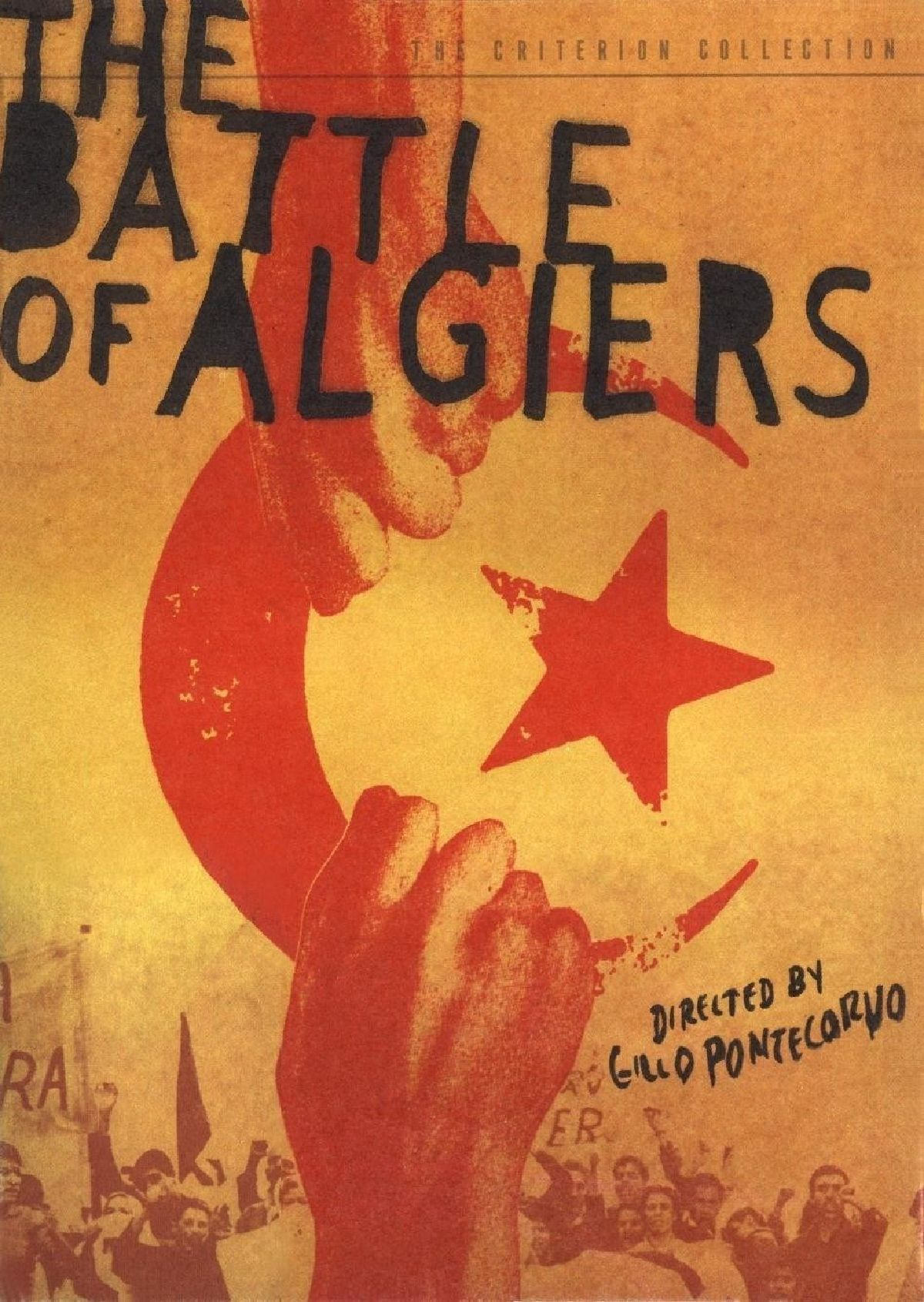'The Battle of Algiers (La Battaglia di Algeri)' movie poster