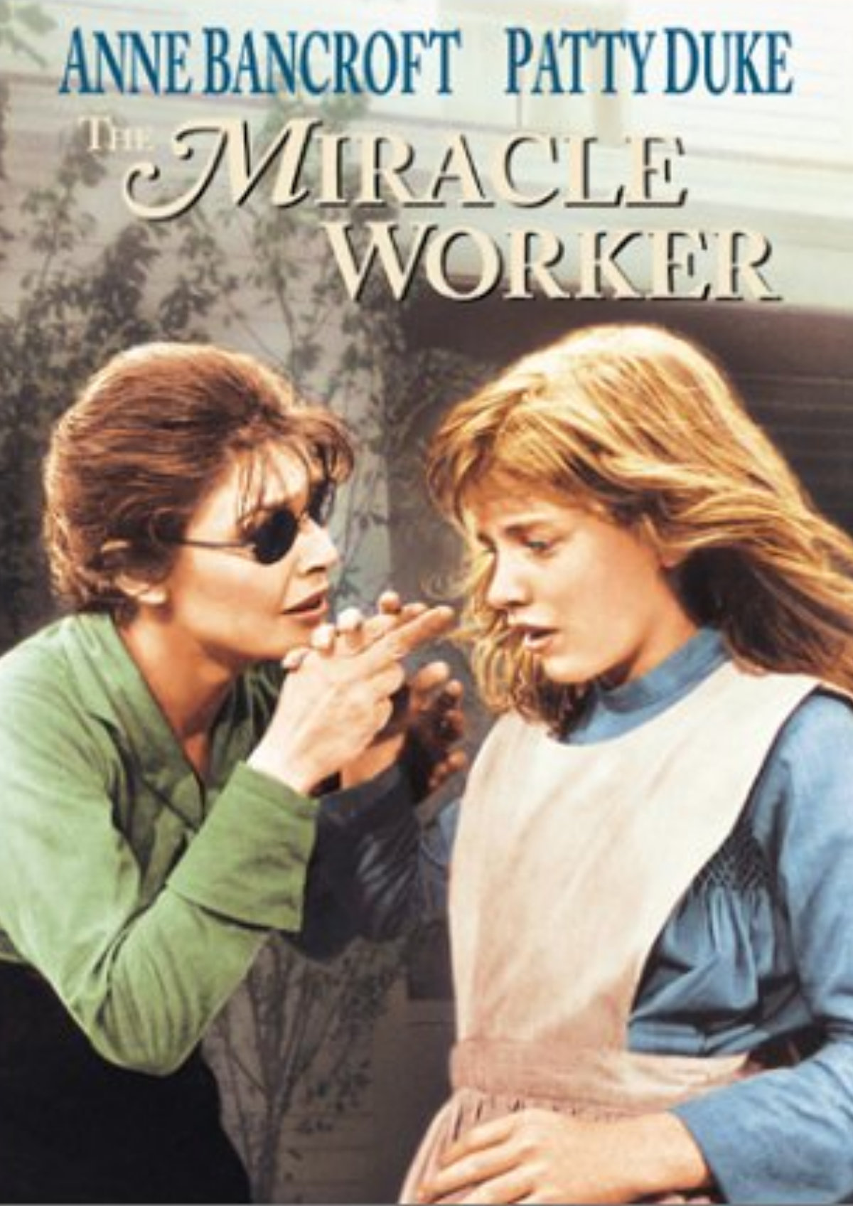 'The Miracle Worker' movie poster