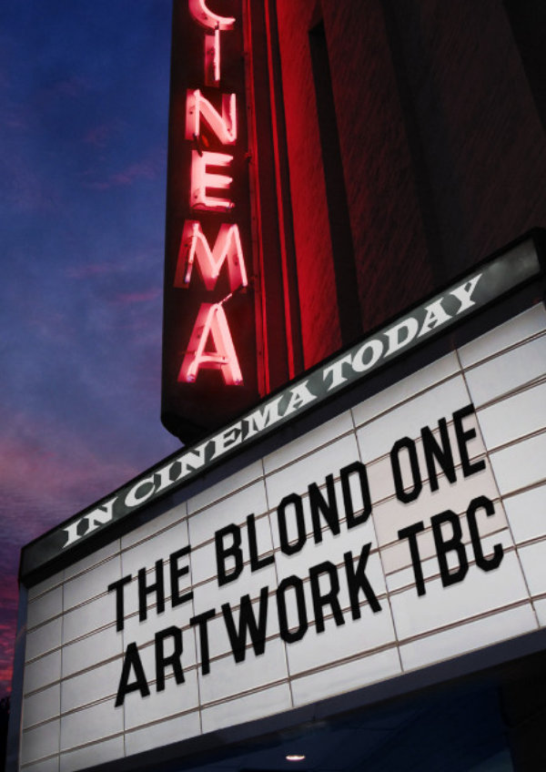 'The Blond One' movie poster