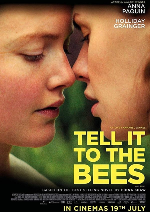 'Tell It To The Bees' movie poster