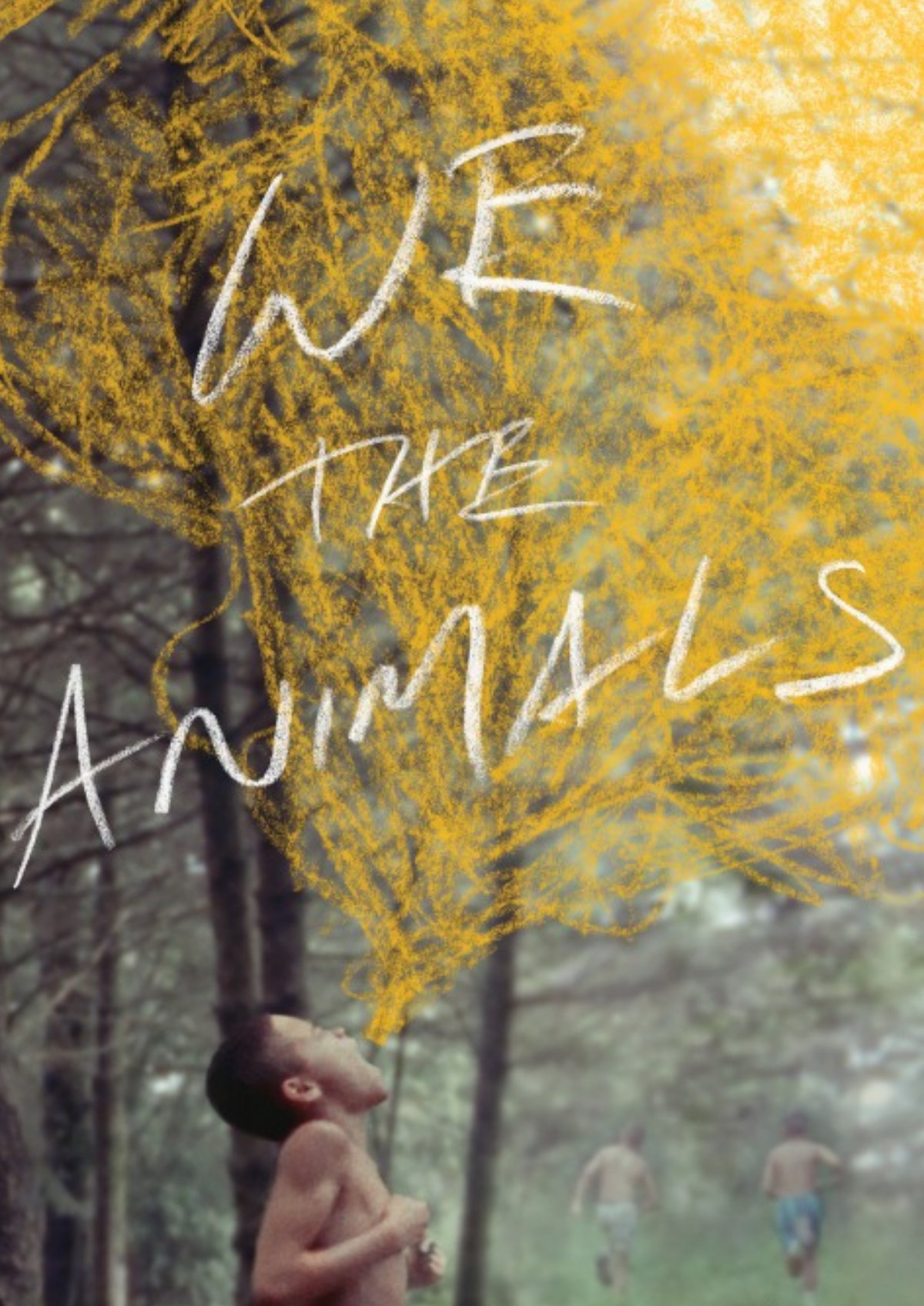 'We The Animals' movie poster
